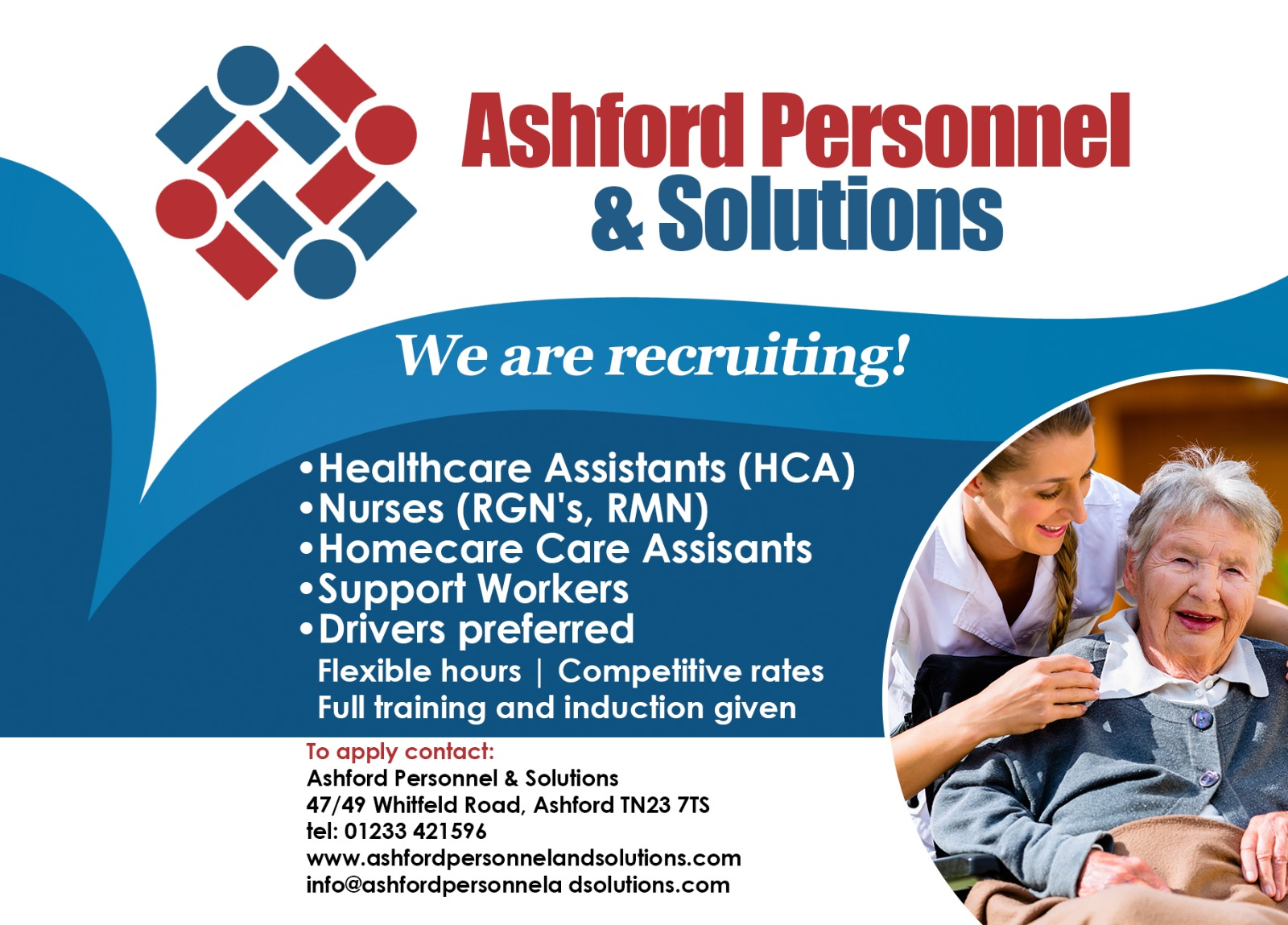 AshfORD Personnel and Solutions Bronchures
