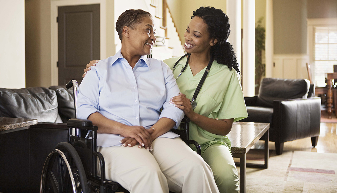 Home Care at Ashford Personnel and Solutions